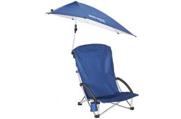 Sport-Brella Sport Brella Beach Chair- Blue BRE03-575-04