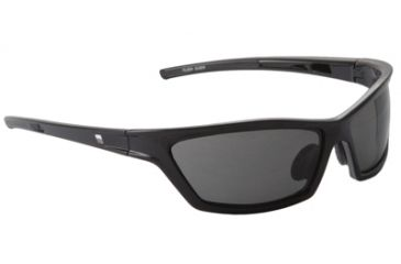 Sport Rx Flash Single Vision Rx Sunglasses - Black Frame, Medium FLASH