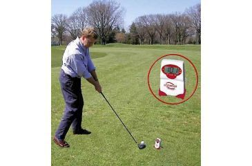 Sport Sensors Swing Speed Tempo Timer Radar for Golf