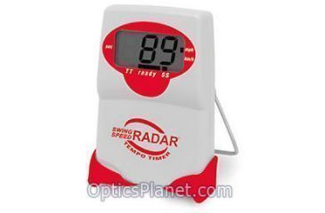 Sport Sensors Dual Mode Swing Speed Radar w/ Tempo Timer for Golf