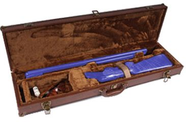 Sportlock LeatherLock Deluxe Take Down Shotgun Case 00037