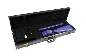 Sportlock LeatherLock Take Down Shotgun Case w/Pockets 00083