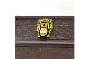 4-Sportlock LeatherLock Take Down Shotgun Case