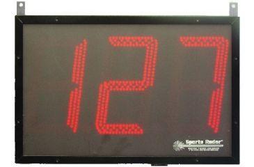 Sports Radar 3 Digit Red Led 7'' Display DL731