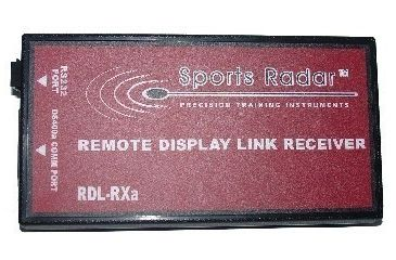 Sports Radar Radar Gun Remote Receiver RDL-RX