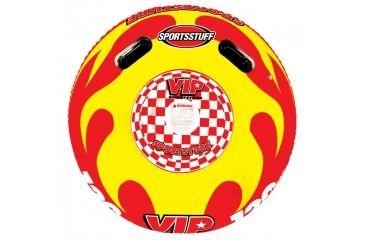 Sportsstuff Vip Sportstube Towable Single Rider Water Tube 53 1116