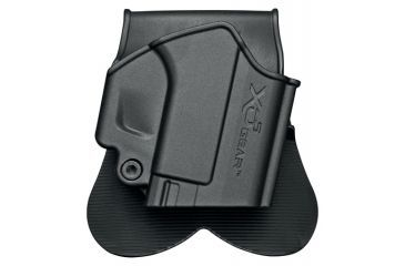 Springfield Armory XDS Molded Paddle Holster Black