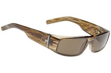 Brown Tortoise Frame / Bronze Lenses