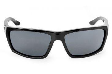 Spy Optic Kash Sunglasses w/ Matte Black Frame & Grey Lens