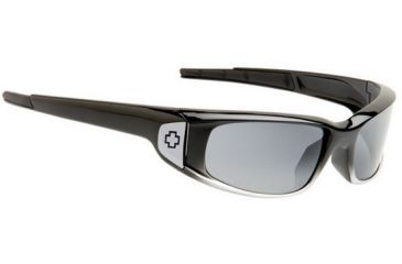 Spy Optic Mach II Sunglasses - 671011178140: Fade Chrome Frame / Grey w/ Silver Gradient Mirror Lenses