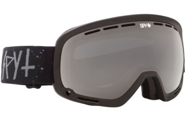 Spy Optic Marshall Snow Goggles - Abyss Frame and Grey W/Black Mirror Lens 313013672212