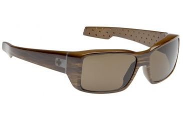 Spy Optic MC-2 Sunglasses- Brown Tortoise frame, Bronze lens
