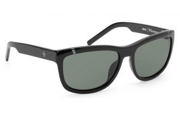 bda72c46b9 Spy Optic Murena Single Vision Prescription Sunglasses - Black Frame  571012062000RX