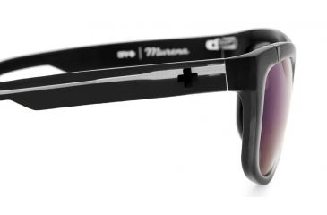 Spy Optic Murena Single Vision Prescription Sunglasses - Black Ice Frame 571012551000RX