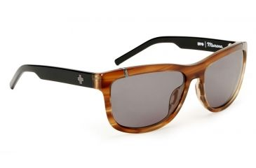 Spy Optic Murena Single Vision Prescription Sunglasses - Cedar w/ Black Frame 571012384000RX