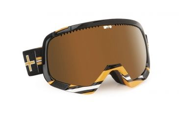 Spy Optic Platoon Goggles - SpyEero Niemela - Bronze W/Gold Mirror Lens 312012964080