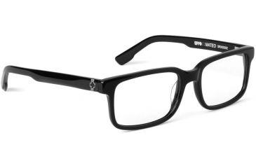 Spy Optic Progressive Prescription Eyeglasses - Mateo 52 - Black Frame SRX00092PROG