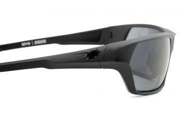 Spy Optic Quanta Single Vision Prescription Sunglasses - Shiny Black Frame 573007062000RX