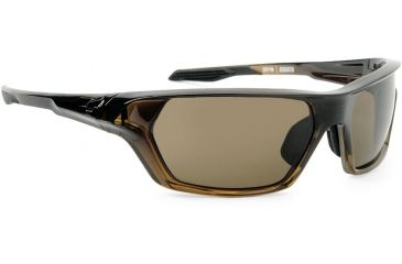 Spy Optic Quanta Single Vision Prescription Sunglasses - Transluscent Brown Frame 573007188000RX