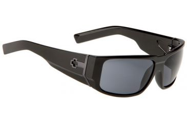 Spy Optic Rx Sunglasses Hailwood Black Gloss Frame 571063062000