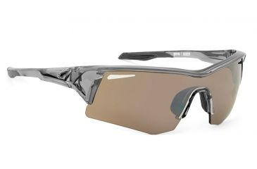 Spy Optic Screw Sunglasses w/ Clear Smoke & Bronze Black Mirror Lens