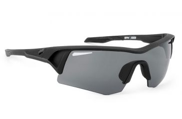 Spy Optic Screw Sunglasses w/ Matte Black Frame & Grey Lens