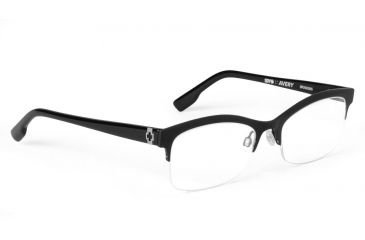 Spy Optic Single Vision Prescription Eyeglasses - Avery 52 - Matte Black Frame SRX00065RX