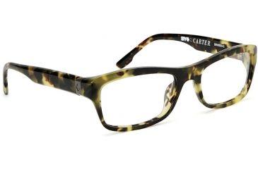 Spy Optic Single Vision Prescription Eyeglasses - Carter 54 - Vintage Tortoise Frame SRX00042RX
