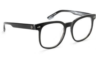 Spy Optic Single Vision Prescription Eyeglasses - Rhett 50 - Black/Horn Frame SRX00101RX