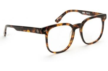 Spy Optic Single Vision Prescription Eyeglasses - Rhett 50 - Tiger Tortoise Frame SRX00103RX