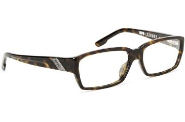 Spy Optic Single Vision Prescription Eyeglasses - Zander 55 - Dark Tortoise Frame SRX00027RX