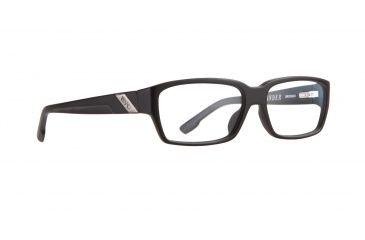 Spy Optic Single Vision Prescription Eyeglasses - Zander 55 - Matte Black Frame SRX00025RX