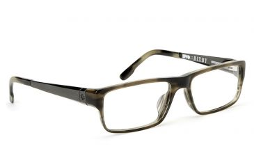 Spy Optic Spy Optic Bixby Eyeglasses - Black Tortoise Frame & Clear Lens, Black Tortoise SRX00037