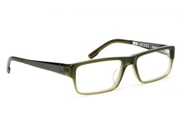Spy Optic Spy Optic Bixby Eyeglasses - Jungle Fade Frame & Clear Lens, Jungle Fade SRX00039