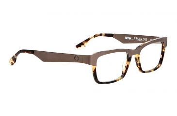 Spy Optic Spy Optic Brando Eyeglasses - 1956 Tortoise Frame & Clear Lens, 1956 Tortoise SRX00100