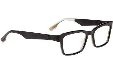 c82c3ff972 Spy Optic Spy Optic Brando Eyeglasses - Black Horn Frame   Clear Lens  SRX00098