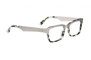 Spy Optic Spy Optic Brando Eyeglasses - Snow Leopard Frame & Clear Lens, Snow Leopard SRX00099