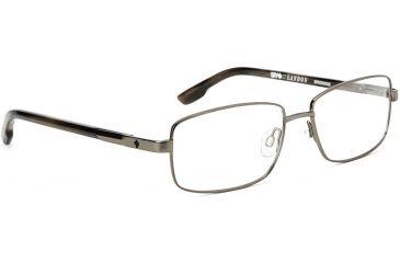 Spy Optic Spy Optic Dalton Eyeglasses - Gunmetal  Frame & Clear Lens SRX00011