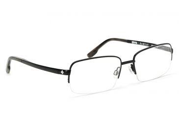 Spy Optic Spy Optic Damian Eyeglasses - Matte Black Frame & Clear Lens, Matte Black SRX00013