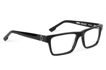 Spy Optic Spy Optic Drake Eyeglasses - Black Frame & Clear Lens, Black SRX00083