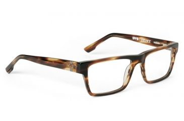 Spy Optic Spy Optic Drake Eyeglasses - Cuban Smoke Frame & Clear Lens, Cuban Smoke SRX00084
