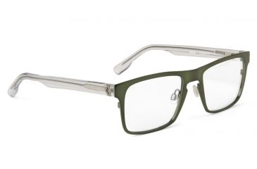 Spy Optic Spy Optic Heath Eyeglasses - Olive Frame & Clear Lens, Olive SRX00073
