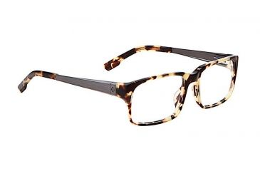 Spy Optic Spy Optic Kellan Eyeglasses - Vintage Tortoise Frame & Clear Lens, Vintage Tortoise SRX00036