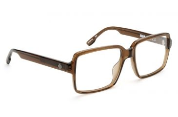 Spy Optic Spy Optic Reed Eyeglasses - Amber Ale Frame & Clear Lens, Amber Ale SRX00108