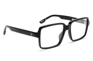 Spy Optic Spy Optic Reed Eyeglasses - Black Frame & Clear Lens, Black SRX00107