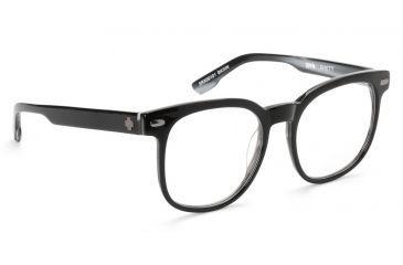 Spy Optic Spy Optic Rhett Eyeglasses - Black/Horn Frame & Clear Lens, Black/Horn SRX00101