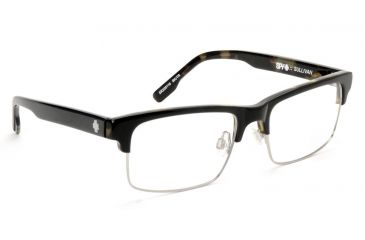 Spy Optic Spy Optic Sullivan Eyeglasses - Black with Tortoise Frame & Clear Lens, Black with Tortoise SRX00110