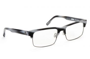 Spy Optic Spy Optic Sullivan Eyeglasses - Greystone Frame & Clear Lens, Greystone SRX00112