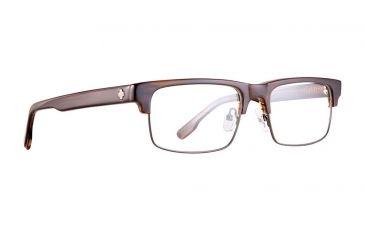 Spy Optic Spy Optic Sullivan Eyeglasses - Sepia Frame & Clear Lens, Sepia SRX00111