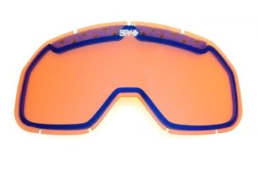Spy Optic Trevor Lens - Persimmon W/Blue Spectra Mirror 102013000189